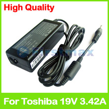 65w 19V 3.42A for Toshiba laptop charger PA3467U-1ACAS ADP-65KBA A100 A105 A200 L20 M105 U305 V85 ac adapter