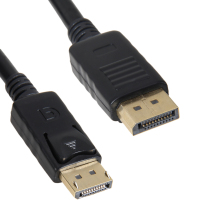 New Cheap 6FT 1.8m Display Port DP Male to HDMI Male High Quality Video Audio HDTV Converter Cable Digital Cables A#S0