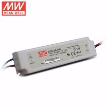 Mean Well LPC-35-700 35W 700mA LED Waterproof Driver, Single Output Switching Power Supply(China)