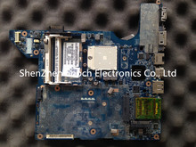 For  HP Pavilion DV4 motherboard AMD 575575-001 LA-4117P,send one AMD cpu as a gift,        stock No.993