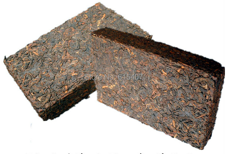 sale Free Shipping from 2002 years old pu er tea health care Puer tea weight lose pu erh decompress pu'er brick Puerh the tea(China (Mainland))