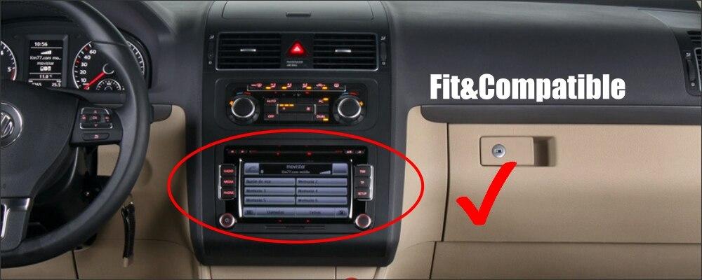 Liandlee For Volkswagen VW Touran 2003~2015 Android Car Radio CD DVD Player GPS Navi Navigation Maps Camera OBD TV HD screen Multimedia5