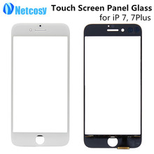 Black White Touch Screen Digitizer for iPhone 7 Plus 7Plus Touchscreen LCD Front Touch Panel Glass Lens Cheap Phone Accessories