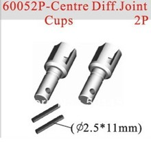 HSP part 60052P Centre Diff Joint Cups X2P For Hispeed 1/8 RC Monster Truck Buggy Car spare parts(China)