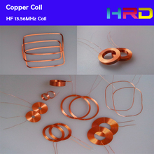 Coil Antenna 13.56MHz RFID Air Antenna self-bonding
