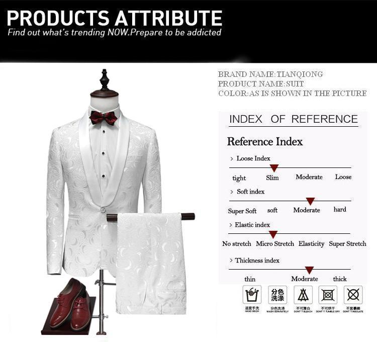 HTB1PJUpSXXXXXbOXVXXq6xXFXXXI - TIAN QIONG Suit Men 2017 Latest Coat Pant Designs White Wedding Tuxedos for Men Slim Fit Mens Printed Suits Brand Men Clothing