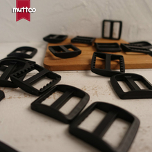DIY for Dog Collar fastener manufacture black 2.5cm plastic adjust buckle plastic safe backpack plastic buckle LXK-006