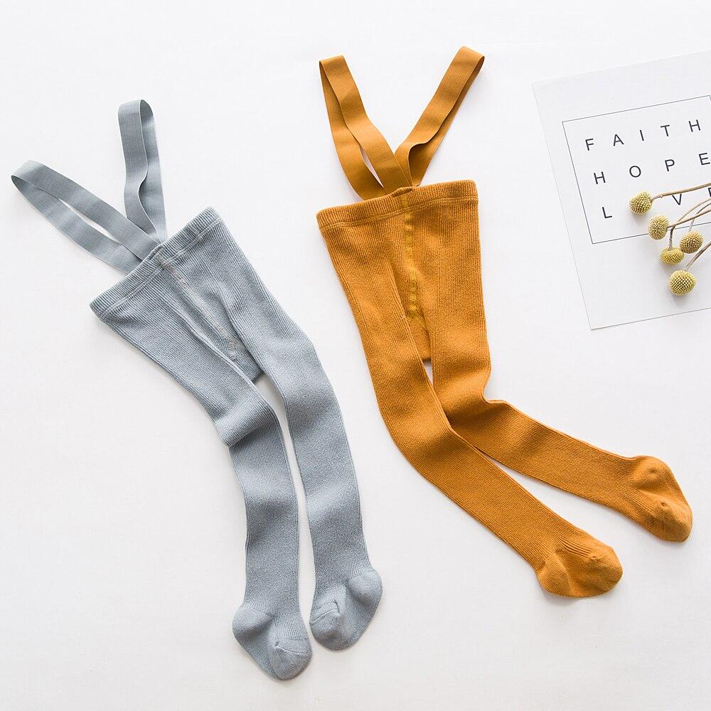 Traksidega sukkpüksid lastele