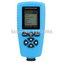 BSIDE CCT01 Digital Portable Paint Coating Thickness Gauge Meter Width Measuring Instruments F/N Probe Tester 1300um / 51.2mils