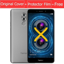 Huawei Honor 6X 3GB 32GB ROM Mobile Phone 5.5'' 1920x1080P Octa Core Dual Rear Camera Fingerprint