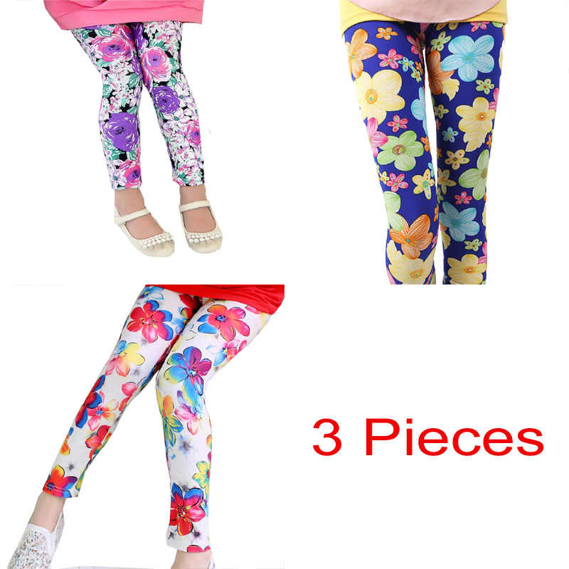 8e529c7b3327b 3pcs/lot korea flower butterfly navy leggings for 2017 autumn christmas  free shipping