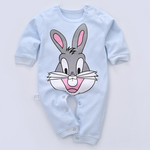 Baby Girl Clothes Autumn Baby Rompers Cotton Baby Boy Clothing Newborn Baby Clothes Roupas Bebe Infant Jumpsuits Kids Clothes