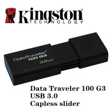 Kingston usb 3.0 flash pen drive pendrive stick 8gb 16gb 32gb 64gb brand memoria mini usb pen-drive caneta memory stick driver