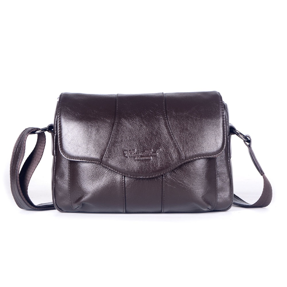 2016 new style small genuine leather shoulder bags crossbody bags female real cowhide fashion travel shopping bags for women<br>