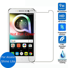 For Alcatel Shine Lite Tempered Glass For Alcatel Shine Lite 5080X Glass 2.5D 9H Screen Protector Glass Film Guard Protection