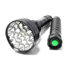 Super Bright Flashlight High Quality 28000 Lumen Electric Torch 21 Pcs CREE T6 5 Modes Torch Lamp Hunting Spare Parts Equipment
