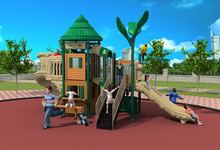 NEW outdoor amusement playground equipment for school/park CE/TUV/SGS YLW050
