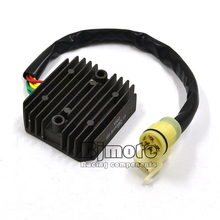 YHC SH538D-13 Motorcycle Metal Voltage Regulator Rectifier Motorbike For Honda XRV 750 P Y Africa Twin 1993 - 2003(China)