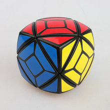 Easy Eight Bread Skew Cube Magic IQ Cube Puzzle Toys - 57mm