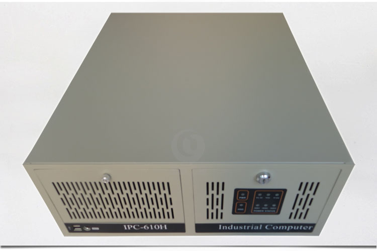 Industrial Computer 4U4508E Server White Computer case thick 1.2mm  7-slot rear window<br><br>Aliexpress
