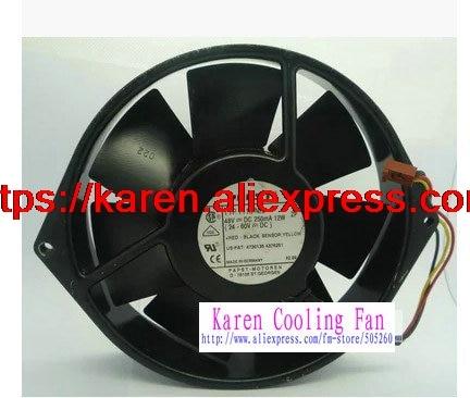 papst 15038 TYP7118N/2 DC48V 12W Cooling fan<br>