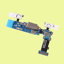 For Galaxy S5 SM-G900F G900H G900A G900T G900P G900V G900R4 Original New Charging Port Dock Connector Micro USB Port Flex Cable