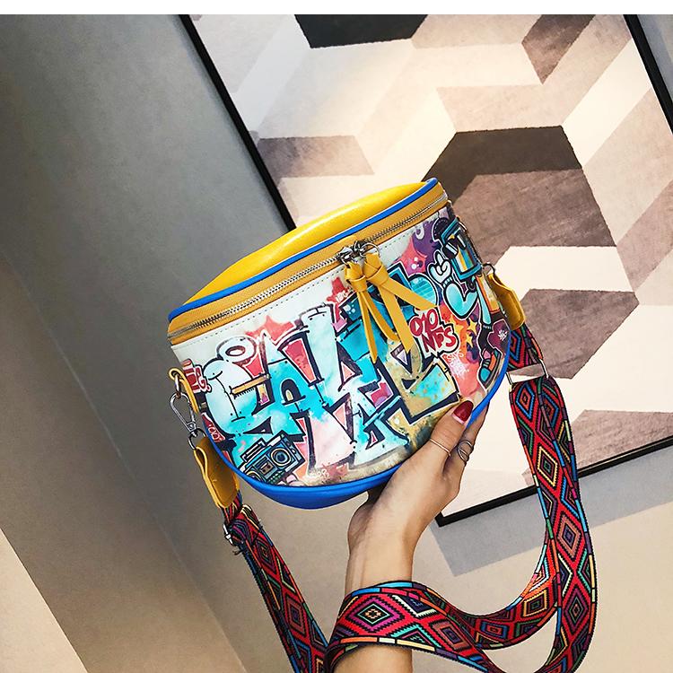 Cross body Shoulder Bag Handbag Flower print one shoulder messenger bags bolsa feminina bag 74 Online shopping Bangladesh