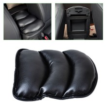 Newest Car Pad Mat Car Seat Cover Soft Leather Auto Center Armrest Console Box Armrest Seat High Quality Protective Pad Mat(China)