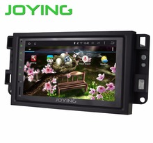 "Joying 7"" Quad Core Double Din Car GPS Navigation For Chevrolet Captiva/Epica 2006-2011 Android 5.1 Full Touch Screen Car Stereo"