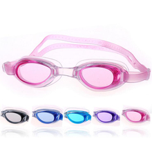 Children Kids Professional Water Sports Waterproof Anti fog Silicone Diving Swimming Goggles Glasses Swim Eyewear with Pouch Bag