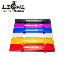 LZONE RACING- Anodize Engine spark Plug Cover Wire Cover For Honda's B-series(B16/18)VTEC engines JR-YXG11