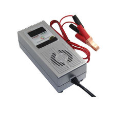Automatic 36V 3A Deep Cycle E-bike Vehicle Battery Charger Pulse Display