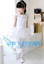 dancer dog0280 Children dress, ballet skirt, ballet tutu, princess dress, flower girl dress, wholesale and make to order(China)