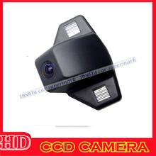 CCD Car Rear Camera for Honda CRV Odyssey 2009 for Honda FIT hatchback Reverse Backup Review reversing Parking Kit wire wireless(China)