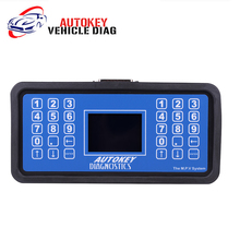 MVP Pro Key Decoder Auto Key Programmer OBD2 Car Diagnostic Tool Auto Code Scanner OBDII Scan Tool DHL Free shipping