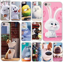 Lavaza The Secret Life of Pets Hard Cover Case for Apple iPhone 8 7 6 6S Plus 5 5S SE 5C 4 4S X 10 Coque Shell