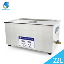 Ultrasonic Cleaner 22L Tank 480W 40kHz Baskets Jewelry Lavatrice Ultrasuoni Digital Heated Industry Ultrasonic Bath Cleaning