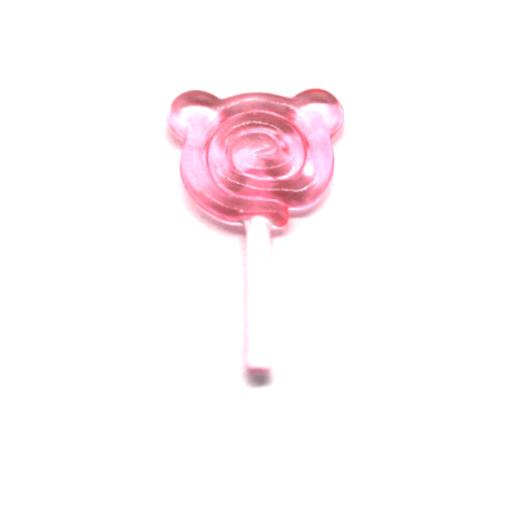 5Pcs Dollhouse Miniature Snacks Candy Lollipop Doll House Accessories T/_ma