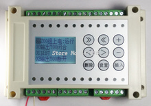 8 way programmable logic controller PLC one machine solenoid valve / delay / logic controller(China)