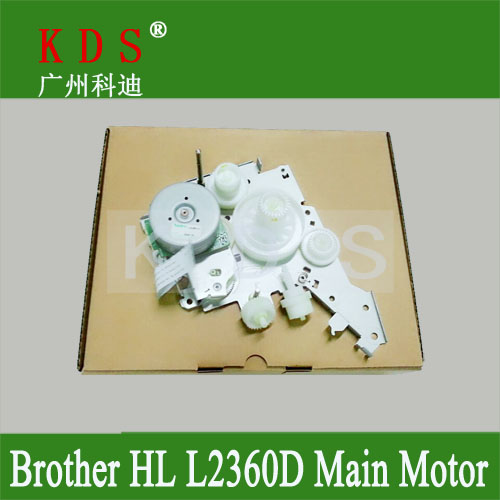 Original Printer for Brother L2360D 2260 2300 2305 2320 2321 2340 2360 2366 2361 2365 2560 2380 2703 2705 Main Motor LY90370001 <br><br>Aliexpress