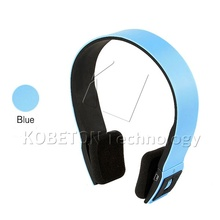 4 Colors Wireless Bluetooth Stereo Headset Hands Headband Headphone Earphone with mic for Iphone 5 5s for Samsung Smart Phone