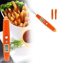 New Arrival Temperature Pen Mini Pocket Non Contact Infrared IR Thermometer Easily Portable