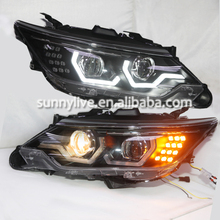 For TOYOTA 2015 year Aurion Camry LED Head lamp LD(China)