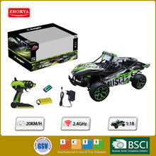 Buy 1:18 scale simulation high speed Rally Off-road vehicle radio remote control 2.4Ghz 20km/h rc toys kids gifts for $40.84 in AliExpress store