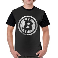 Buy Adult T Shirts Short Printing Bitcoin Fashion Imported Male T-Shirt Short Sleeved Short Sleeved T-Shirts O-Neck Mens Shirt for $12.99 in AliExpress store