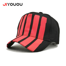 [JIYOUOU] 2017 new listing women baseball caps summer hats for snapbacks men casquette homme camouflage(China)