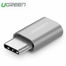 Ugreen Type C USB 3.1 Type-C to Micro USB Cable Adapter Converter for LeTV LeEco Le 1 X600 2 Pro Max Max2 Macbook Chromebook