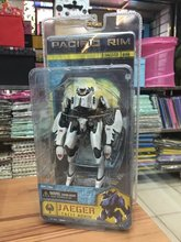 NECA Pacific Rim Jaeger ROMEO BLUE / Tacit Ronin / Horizon Brave / Gipsy Danger PVC Action Figure Collectible Model Toy