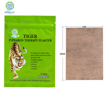 KONGDY Dropship Knee Relief Patch 70 Pieces=7 Bags Tiger Balm Plaster 7x10 CM Breathable Joint Pain Relief Body Massage(China)