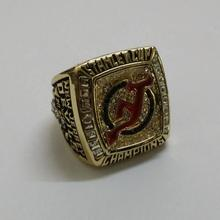 US size factory wholesale price 2003 New Jersey Devils championship rings replica FRIESEN drop shipping(China)